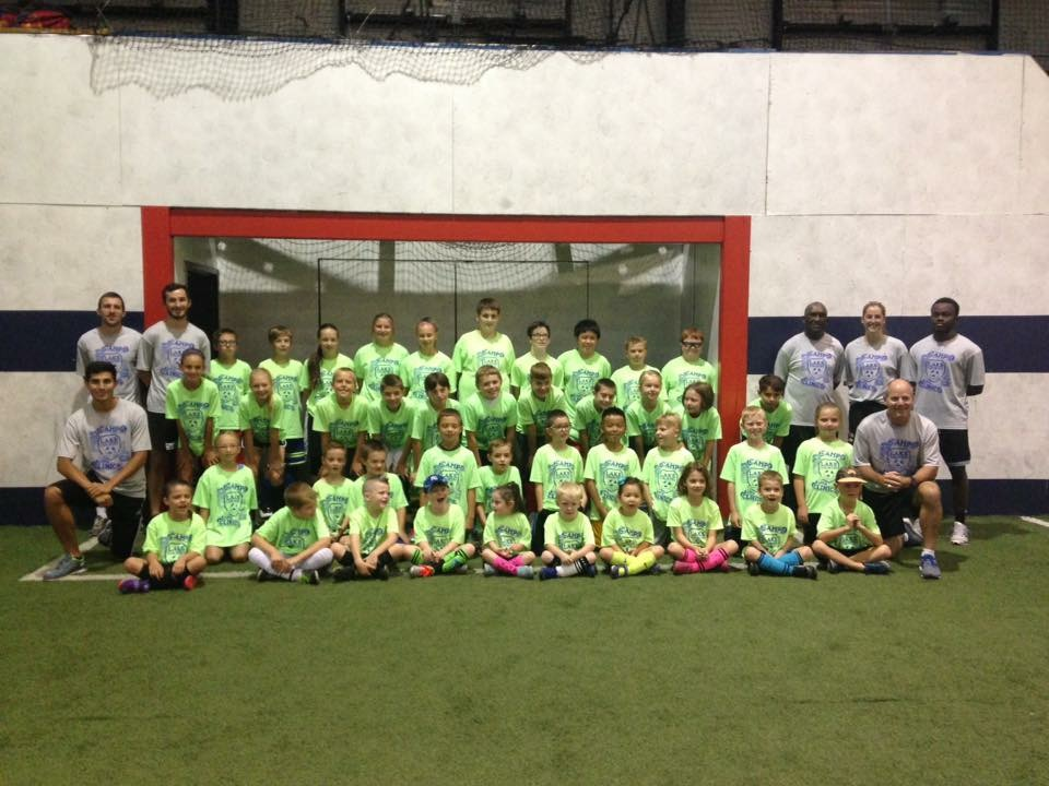 LCS Skills and Turf Tykes Soccer Camp Registration is OPEN!